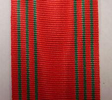 Brand New Official Belgian Croix De Guerre 1940 - 1945 Medal Ribbon