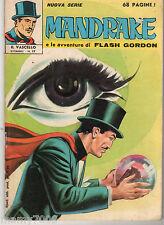 FUMETTO=MANDRAKE  E LE AVVENTURE DI FLASH GORDON=NUOVA SERIE N°17 12/10/1971