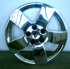 "HUBCAP SET CHROME 2006-2011 16"" CHEVROLET HHR SET OF FOUR BOLT ON PLEASE READ"