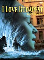 I Love Budapest (DVD, 2002) Like New!