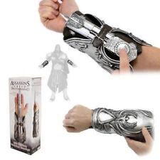 Assassin's Creed Brotherhood Ezio Hidden Blade Gauntlet Vambrace Replica Cosplay