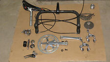 Collector parts:  Shimano Dura Ace 8 Speed 7402 STI Group -LOW MILES -7400 7403
