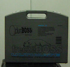 freezeBOSS ultimate pro pipe freezing kit for plumbers suits 8 - 35 mm pipes