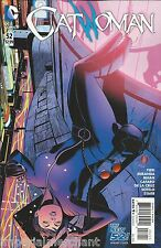 DC Catwoman comic issue 52 Limited variant