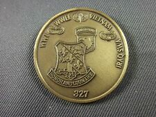 USA Challenge Coin 327 Bataillon 101st AB Division- Bastogne Bulldogs