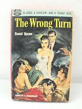 The Wrong Turn by Daniel Harper (1954)