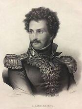 L Général Pierre Daumesnil Château de Vincennes Napoléon Bonaparte Empire