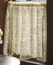 Heritage Lace Cafe/Tier Curtains | EBay