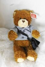 "Gund Business Man Bear #15402 - 11"" with Jacket and Messenger Bag"