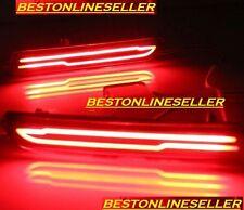 For Baleno / Ciaz / Brezza Car Rear Bumper Reflector Light tail Brake Led 2 Pcs