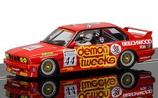 C3739 Scalextric Slot Touring Car BTCC BMW E30 M3 Roland Ratzenberger 1988 New