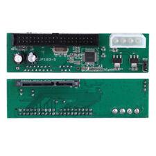 New 3.5 HDD Parallel Pata IDE To Serial ATA Sata Hard Drive Adapter Converter