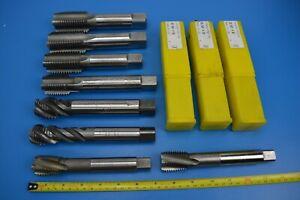 Large Metric HSS taps M27 M30 M33 M36 M39 M40 M56 Dormer Paradur SKF. Select:
