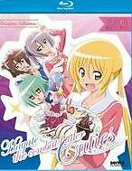 HAYATE THE COMBAT BUTLER: SEASON 4 - BLU RAY - Region A - Sealed