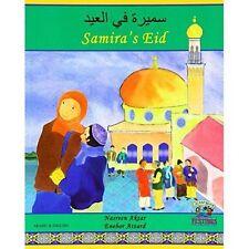 Samira's Eid (English and Arabic Edition)-ExLibrary