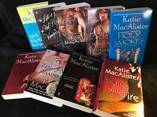 Lot 10 Katie MacAlister Contemporary Vampire Paranormal Romance Ships Fast! EUC