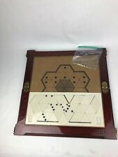 EXTREMELY RARE PERSIFLAGE  Board Game Travel Case Liars Dice Dominoes