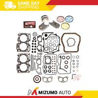 Engine Re-Ring Kit Fit 99-03 Subaru Impreza Forester 2.5 SOHC EJ25