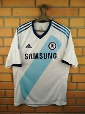 Chelsea jersey medium 2012 2013 away shirt X24266 soccer football Adidas
