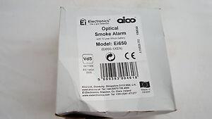 Ei Electronics - Smoke Dedector - EI650 - New