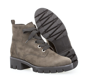Gabor Damenschuhe Stiefel anthrazit 93.711.19 Boots mit RV Oil Nubuk Gr.38,5(5½)