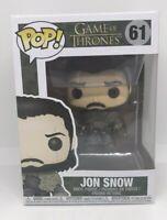 Jon Snow - 61 - Funko Pop Vinyl - Game Of Thrones GOT figure GTC 1