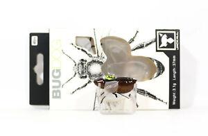 Jackall Bugdog 37mm Insect Floating Lure Chart Back Cicada (0947)