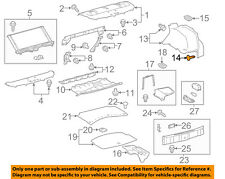 Lexus TOYOTA OEM 98-05 GS300 Interior-Rear-Grommet 9046712069
