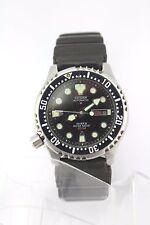 CITIZEN Automatic Diver Cal.8203a watch Uhr Armbanduhr Taucher 200 Meter Sub