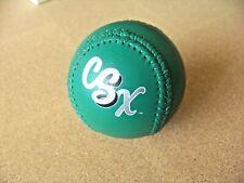 Spinneybeck leather CSX & primary logo baseball ball Colorado Spring Sky Sox