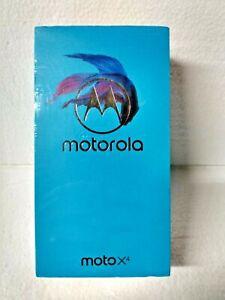 *NEW* Motorola Moto X4 - 32GB - Super Black (Unlocked) Smartphone
