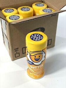 Kernel Season's Popcorn Seasoning Butter 2.85 Ounce (Pack of 6) Case