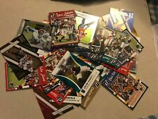 A Mix of Panini NFL Football Collectable Cards Containing 44