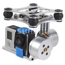 DJI Phantom Brushless Gimbal Camera Mount w/ Motor & Controller for Gopro3 FPV A