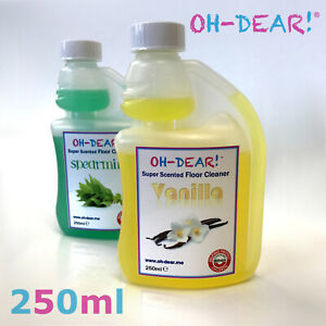 Scented Floor Cleaner with Odour Eliminator and Pet Anti-Lick 250ml Super Conc