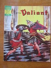 ANCIENNE BD PRINCE VALIANT N°7 1966 REMPARTS