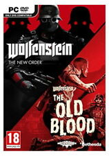 Wolfenstein: The New Order PC Shooter Video Games