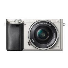 Sony Alpha ILCE-6000 inkl. 16-50 mm OSS Silber NEU OVP