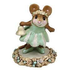 Wee Forest Folk Miniature Figurine M-304a - Tingle Belle