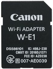 Canon Wi-Fi Wifi Adapter W-E1 ship from Japan ●With Tracking