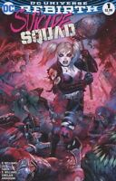 Suicide Squad #1 Tyler Kirkham Variant DC Rebirth Harley Quinn