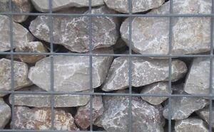 225mm x 225mm x 225mm Galvanised Gabion Basket - Gabions Rock Cages