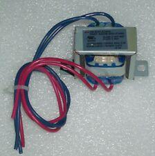 Power transformer  input 120V~60Hz  0.1A  output 14.5V~0.47A