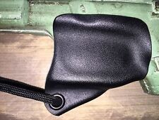 Kydex Trigger Guard for Glock 17/22 with Light Attached - Black