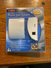 RCA Wireless Phone Jack System - NEW/SEALED - RC926 - Contains Everything Needed