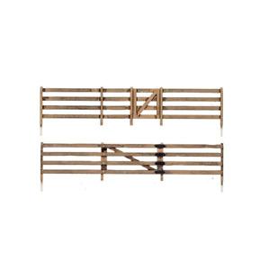 A2982 Woodland Scenics -  OO/HO Scale - Rail Fence