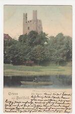 Germany, Gruss aus Saalfeld Postcard, B049