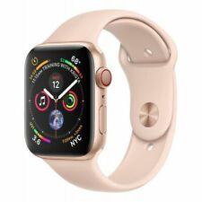 Apple Watch Series 4 GPS+Cellular 44mm Boîtier en Aluminium Or avec Bracelet...