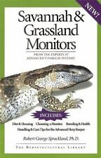 The Herpetocultural Library: Savannah and Grassland Monitors : From the...