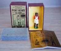 Britains #8823 - PIONEER FORT HENRY GUARD - Centenary Collection 1893-1993 - LN